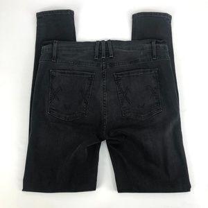 McGuire Faded Black Skinny Jeans 30 (30W x 29.5L)
